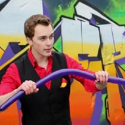 Ballon artiest Groesbeek  (NL) Magic Adventure