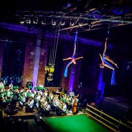 Vilja Duo Aerial Acrobatics and Dance
