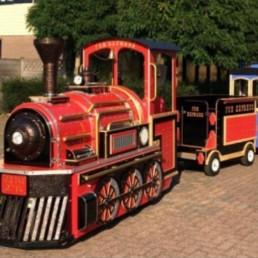 Event show Monster  (NL) Wonderland Express