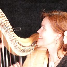 Harpist Leuvenheim  (NL) Ontspannende harp muziek
