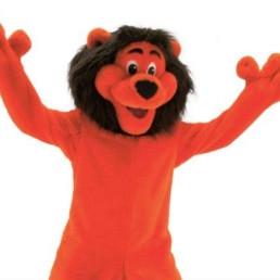 Character/Mascott Monster  (NL) Oranje Leeuw