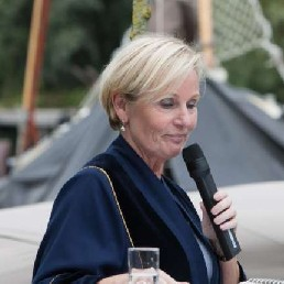 Trouwambtenaar Koudekerk aan den Rijn  (NL) Marie-France Aarnink Trouwambtenaar