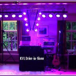 KVL drive-in en karaoke-show