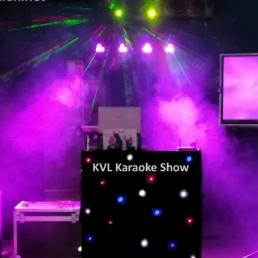 Drive-in show Helmond  (NL) KVL drive-in en karaoke-show