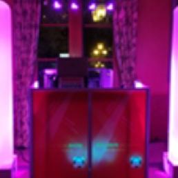 KVL DJ feest drive-in en karaoke-show