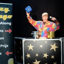 Sport/Spel Barendrecht  (NL) Crazy Bingo met Eric Newman