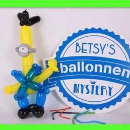 Clown Almere  (NL) Betsy de Clown, de ballonnenclown