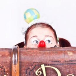 Clown Almere  (NL) Betsy de Clown, de interactieve act