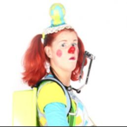 Betsy de Clown, de interactieve act