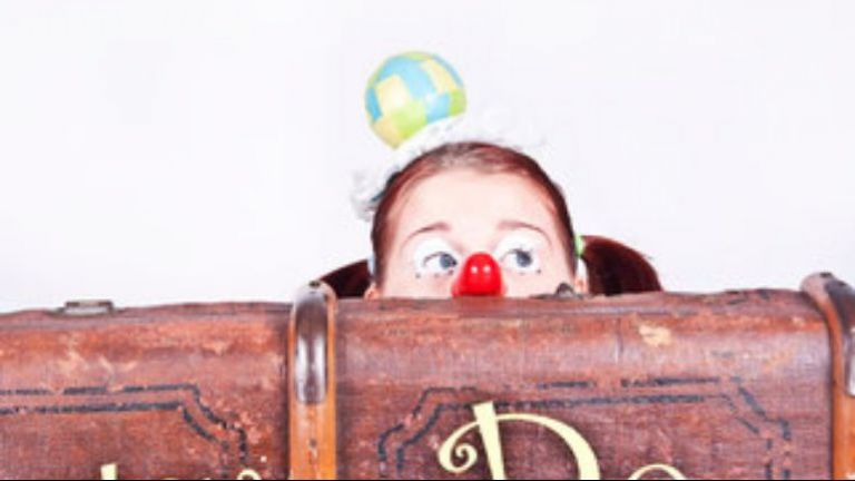Betsy de Clown, de interactieve act