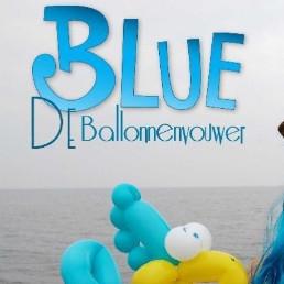 Ballon artiest Almere  (NL) Blue de ballonnenvouwer