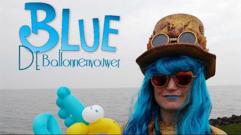 Blue de ballonnenvouwer
