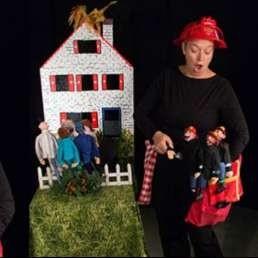 Kindervoorstelling Wijk bij Duurstede  (NL) De Brandweermannetjes