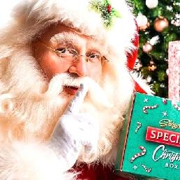 Character/Mascott Oude Pekela  (NL) The real Santa Claus / Santa Claus