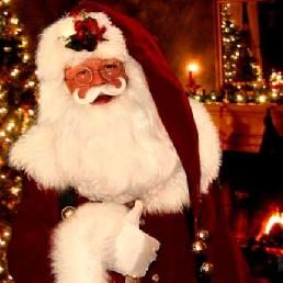 De mooiste kerstman voor uw kerstevent