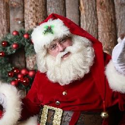 Karakter/Verkleed Oude Pekela  (NL) De mooiste kerstman voor uw kerstevent