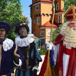 Animatie Oude Pekela  (NL) Traditionele intocht Sinterklaas