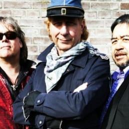 Band Valkenswaard  (NL) Huub Henk & Harrie