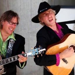 Band Valkenswaard  (NL) Huub en Henk