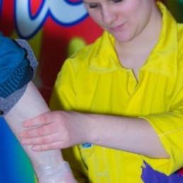 Sport/Spel Rosmalen  (NL) Wax Hands Event