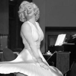 Animatie Rosmalen  (NL) Marilyn Monroe Look a like