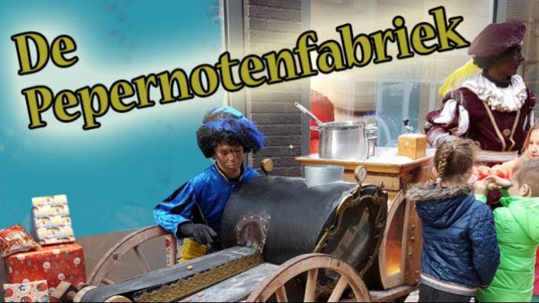 De Pepernotenfabriek