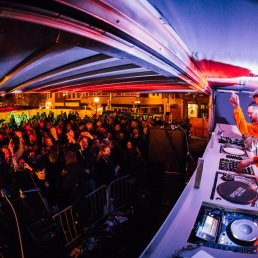 DJ Leiden  (NL) The Afternoon Delight Disco Jockeys