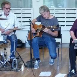 Band Den Haag  (NL) Ik Hou Niet Van Blues
