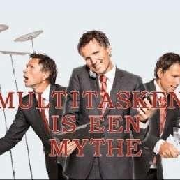 'Multitasken is een mythe'