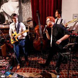 Coverband Het Kabinet