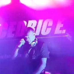 DJ Liège  (BE) DJ Cedric E. - internationale techno dj