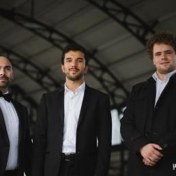 Orchestra Haarlem  (NL) Los Tangueros Clásicos