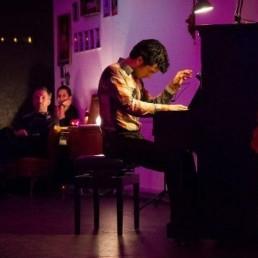 Pianist Haarlem  (NL) Uitvaart pianist