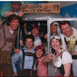 Fotograaf Bladel  (NL) Apres Ski Photobooth