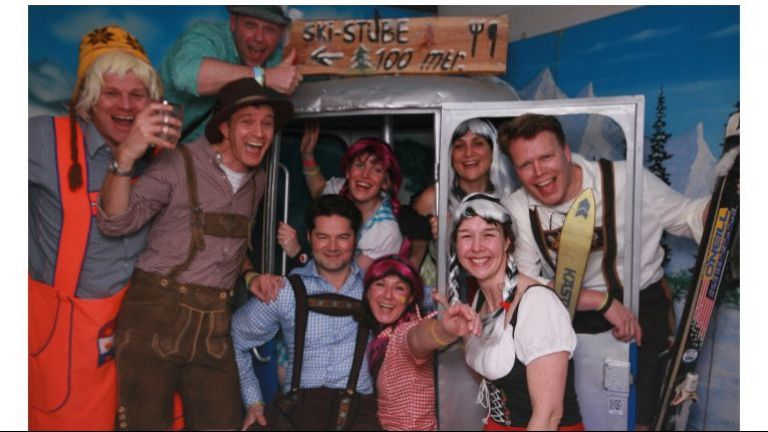 Apres Ski Photobooth