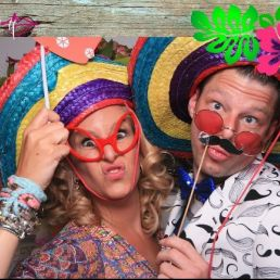 Fotograaf Bladel  (NL) Photobooth Beach