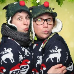 Photographer Bladel  (NL) Christmas Photobooth