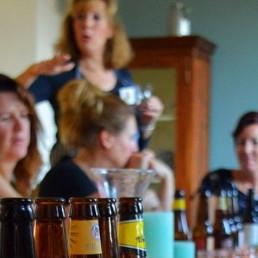 Proeverij Heemstede  (NL) Bierproeverij voor vrouwen