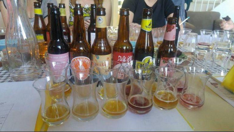 Bierproeverij voor de nieuwkomers