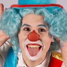 Kindervoorstelling Amsterdam  (NL) Clown Flop show
