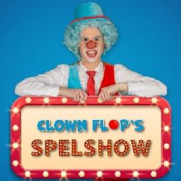 Kids show Amsterdam  (NL) Clown Flop's game show