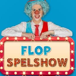 Kindervoorstelling Amsterdam  (NL) Flop's Spelshow