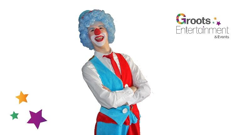 Clown Flop meet-and-greet