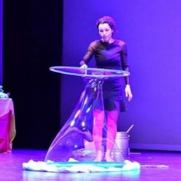 Event show Nijmegen  (NL) Magische bellenshow