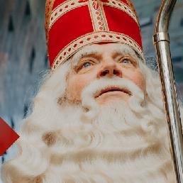 Character/Mascott Rotterdam  (NL) Top Sinterklaas & 2 Pieten op bezoek