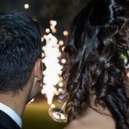 Stunt show Enschede  (NL) Wedding fireworks