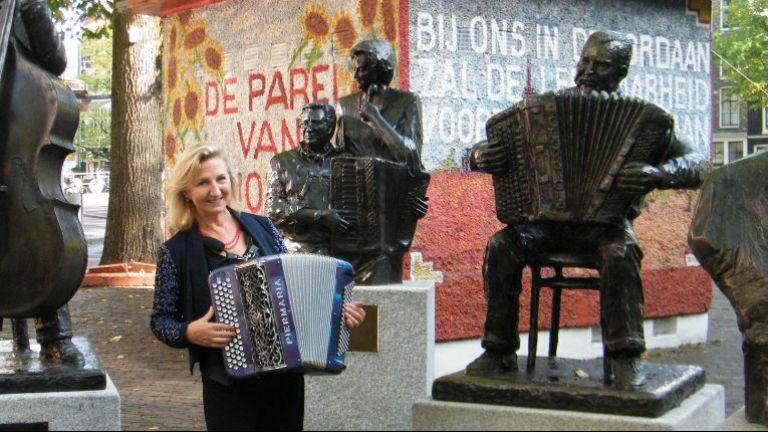 Amsterdamse liedjes zingen met Greetje!