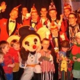 Kindervoorstelling Boxmeer  (NL) Maarten en Empi vieren Carnaval