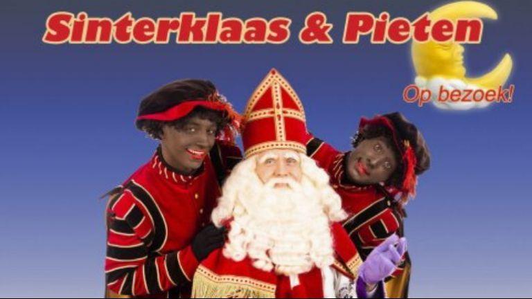Bezoekje van Sinterklaas & Pieten
