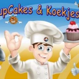 Trainer/Workshop Boxmeer  (NL) Cupcake & Koekjes hoek